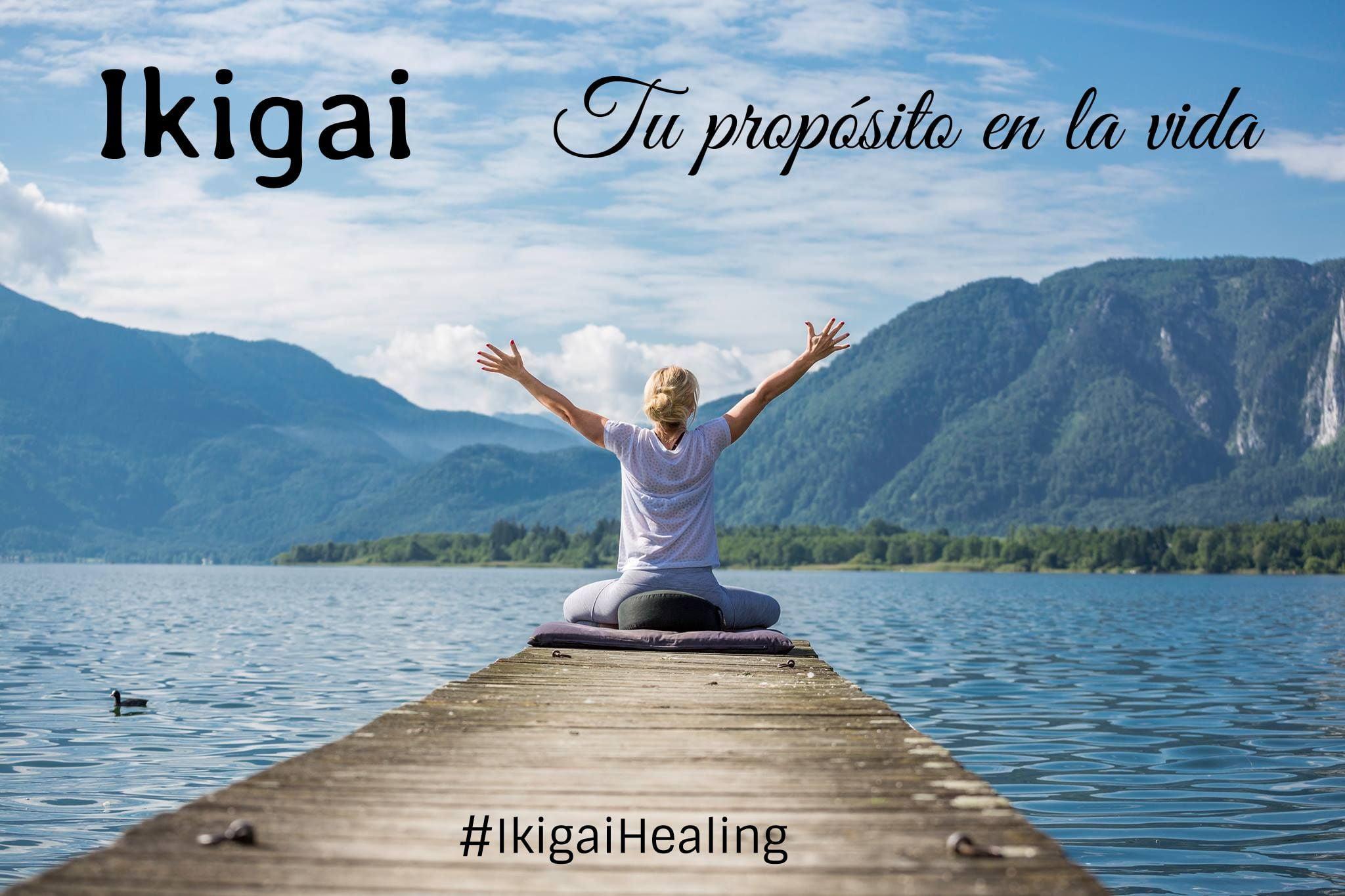 La historia del Ikigai Healing
