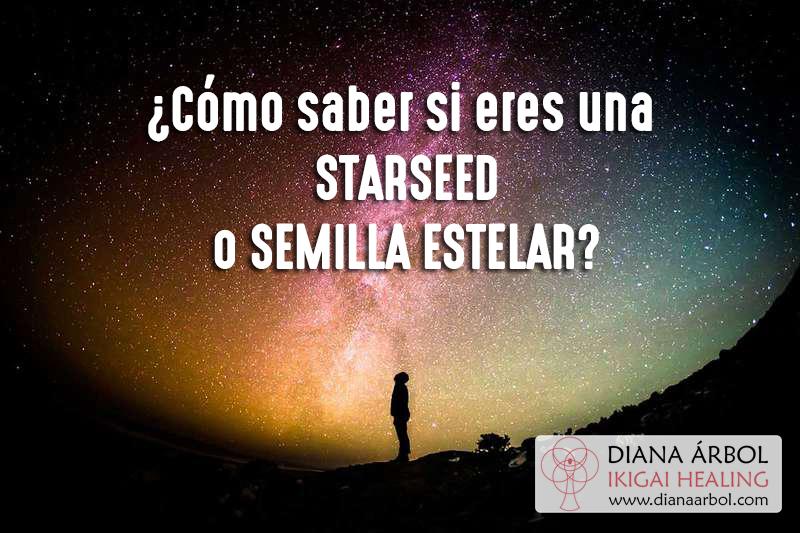 ¿Cómo saber si eres una Starseed o Semilla Estelar?