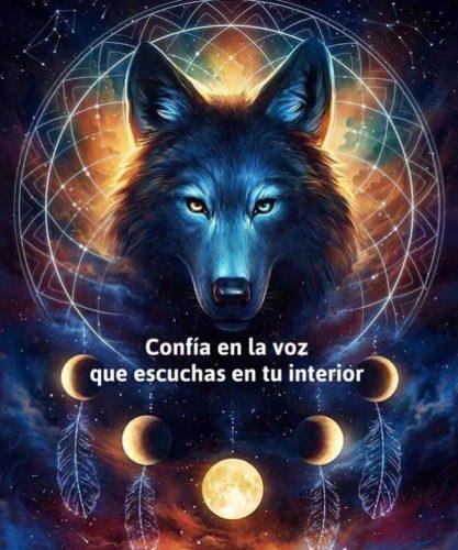Fábula de los dos lobos