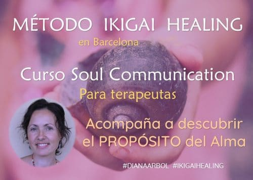 Curso Soul Communication para terapeutas