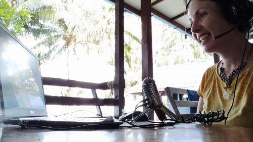 Mi nuevo proyecto: Podcast Mi viaje hacia el Ikigai