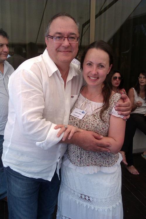 Diana Árbol Ikigai Healing con Enric Corbera