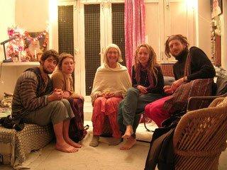 Diana Árbol Ikigai Healing aprendiendo Reiki