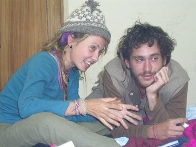 Diana Árbol Ikigai Healing Conociendo a mi marido en India