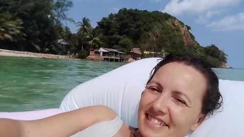 Diana Árbol Ikigai Healing en Tailandia