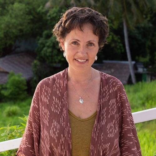 Diana Árbol Ikigai Healing comprometida