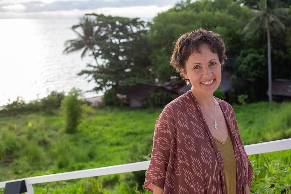 Imagen de Diana Árbol, facilitadora y formadora de Acceso a los Registros Akáshicos