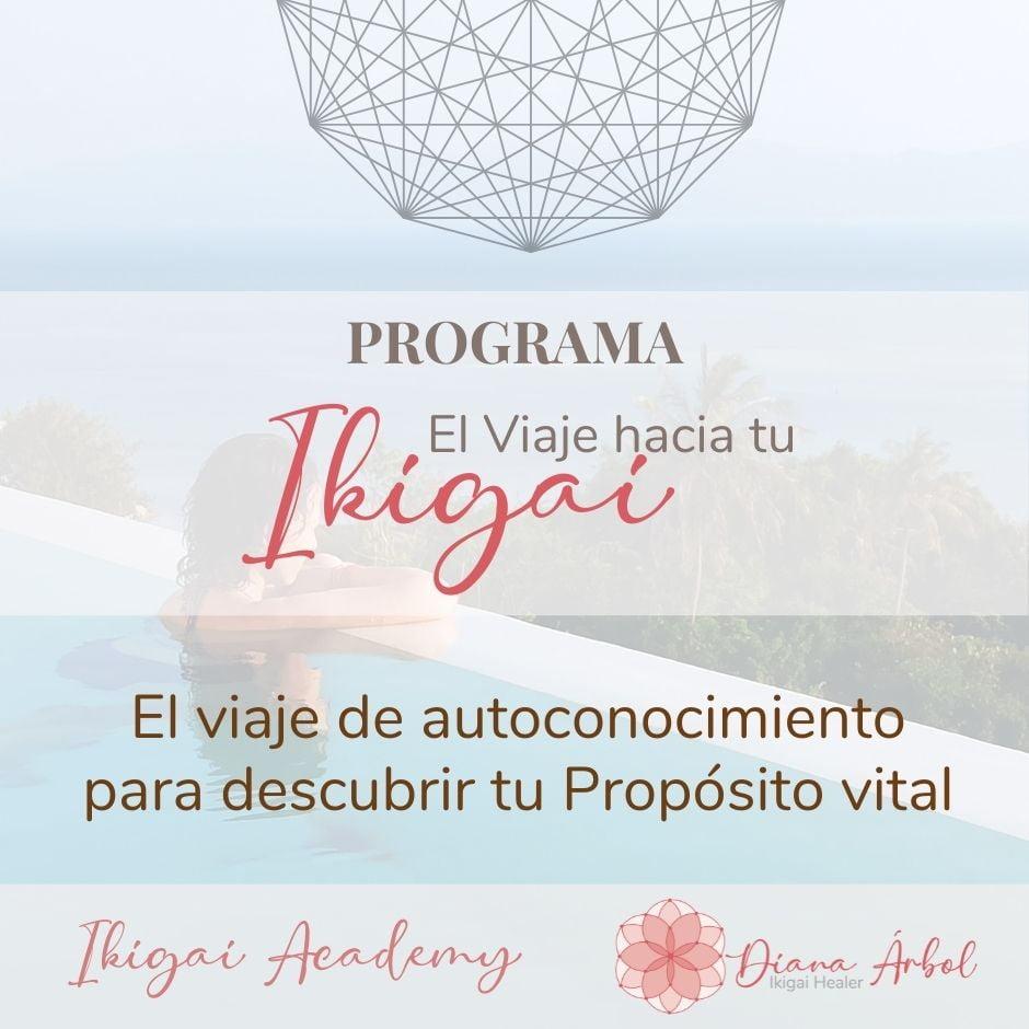 Programa El viaje hacia tu Ikigai