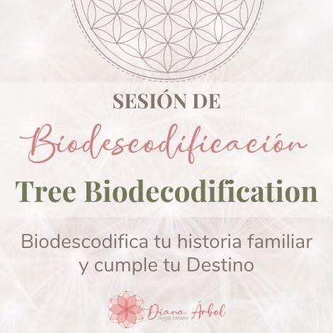 Sesión Biodescodificacion Tree Biodecodification Diana Arbol
