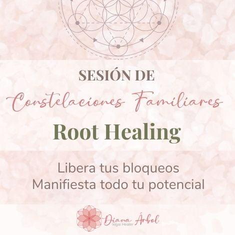 Sesión Constelaciones familiares Root Healing Diana Árbol