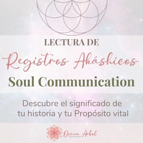 Sesión Registros Akáshicos Soul Communication