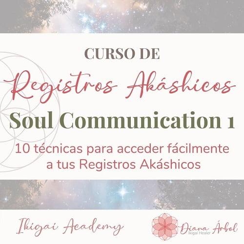 Curso Registros Akáshicos Soul Communication 1 Diana Arbol